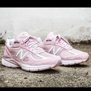 New Balance faded rose 999v4 Sneakers sz 7